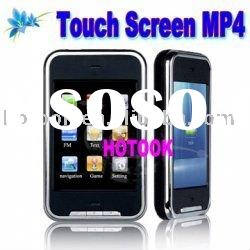"4GB Camera 2.8"" TFT LCD Touch Screen Mp4 Player"