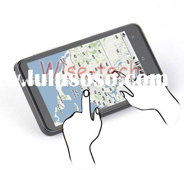 """4.3"""" Capacitive Touch Screen + Google Android 2.3 Smart Phone WiFi Dual Core Dual Cam Dual Sim"""