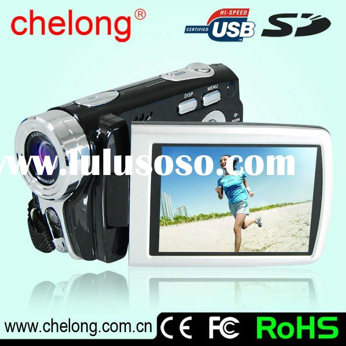 "500 CMOS Cheaper 8 X 3"" TFT LCD Digital Camera"