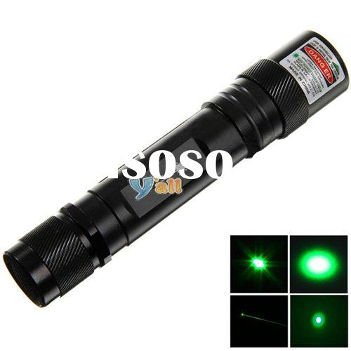 50mW 532nm High Power Green Laser Flashlight
