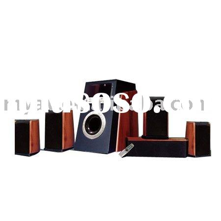 5.1 home theater speaker system