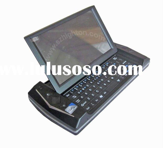 "5"" 5 inch windows 7 laptop with GPS 3G Phone Windows 7"