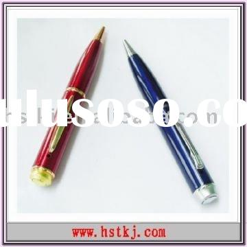 640x480 high-definition DVR PEN video/audio/pc camera with Video card, Pen Camera Camcorder with TF