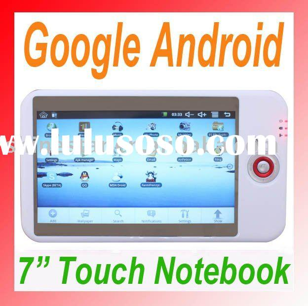 "7"" Google Android notebook Netbook Tablet PC UMPC MID"