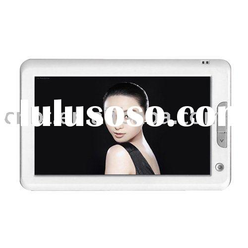 "7"" TFT Touch Screen E-Book Reader Digital MP3 MP5 Media Player w/ E-dictionary + Voice Recorder"