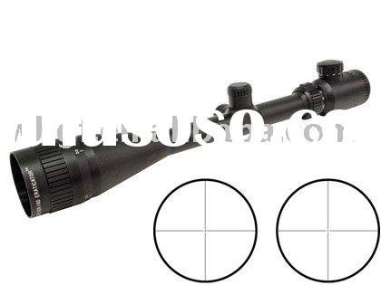 8.5-25x50AOE Red/Green illuminated Rifle Scope with Front Adjustable Objective