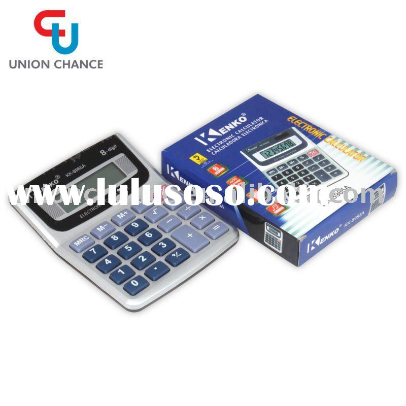 8 digits Electronic Scientific Calculator