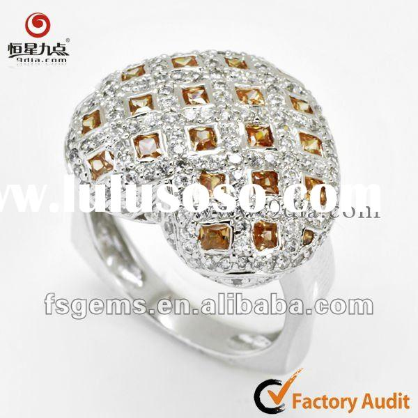 925 Silver Jewelry with cubic zirconia