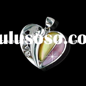 925 sterling silver shell jewelry