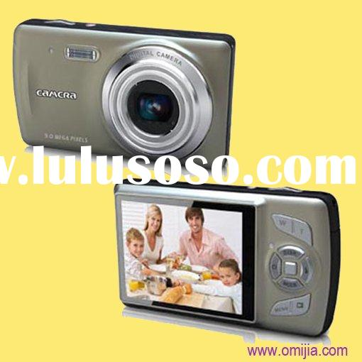 """9MP Digital Still Camera with 2.7"""" TFT LCD and Lithium Battery (TDC-971s) New!"""