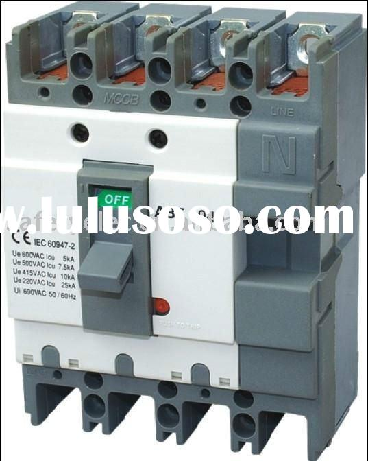 ABE/ABS Moulded Case Circuit Breaker/MCCB (LG/LS alike)