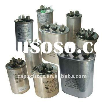 AC motor run capacitor (with UL Approved)