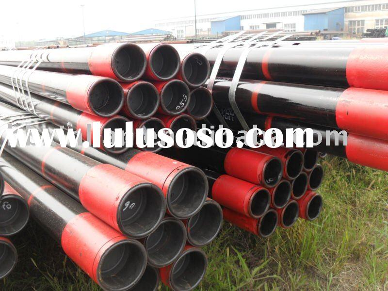 API N80 K55 J55 SEAMLESS STEEL PIPE, CASING AND TUBING,DRILLING PIPE