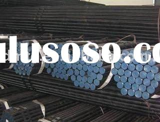 ASTM A53 GrB seamless steel pipe and tube for high-pressure boiler use
