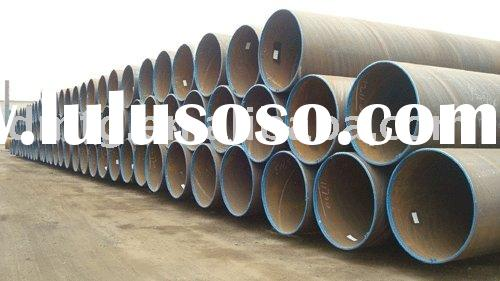 ASTM A672 b60 Welded Steel Pipe for High-Pressure Service