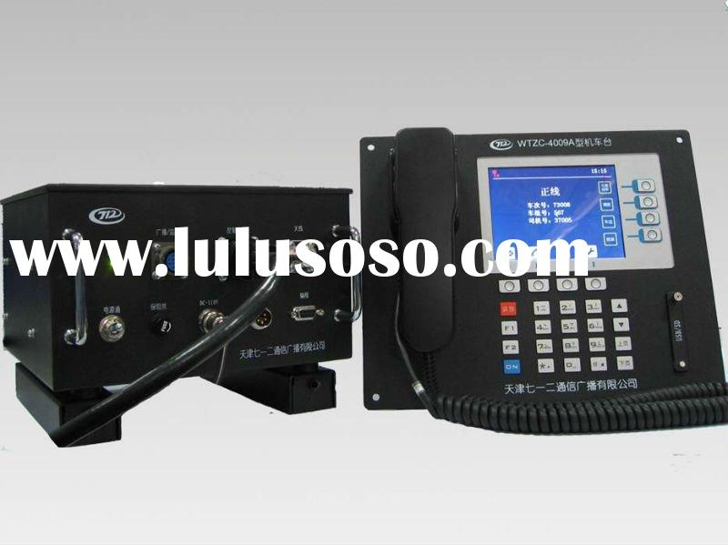 Advanced Intelligent TETRA Radio Communication Solutions