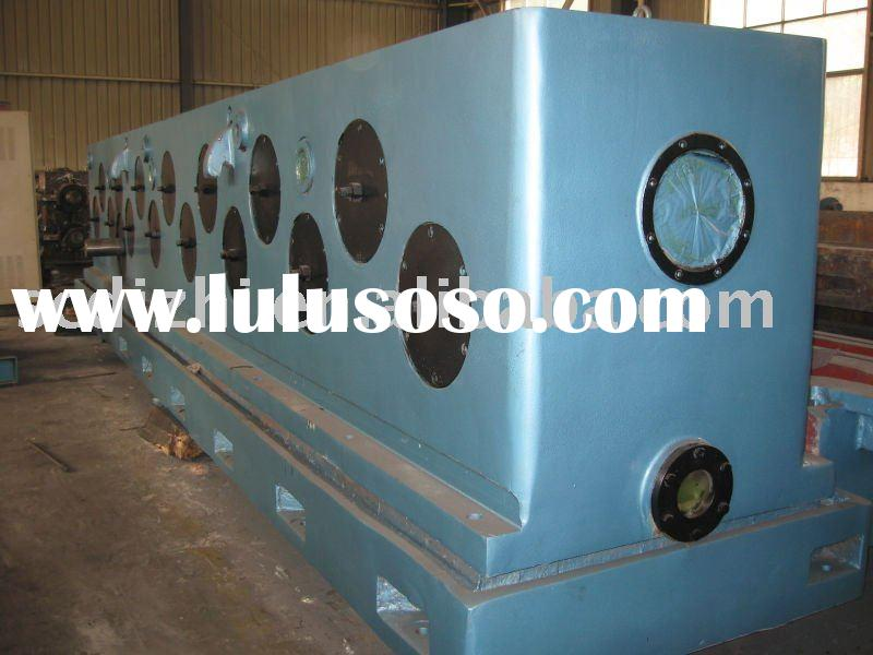 Aluminum Rod Continuous Casting and Rolling Mill, CCR Line