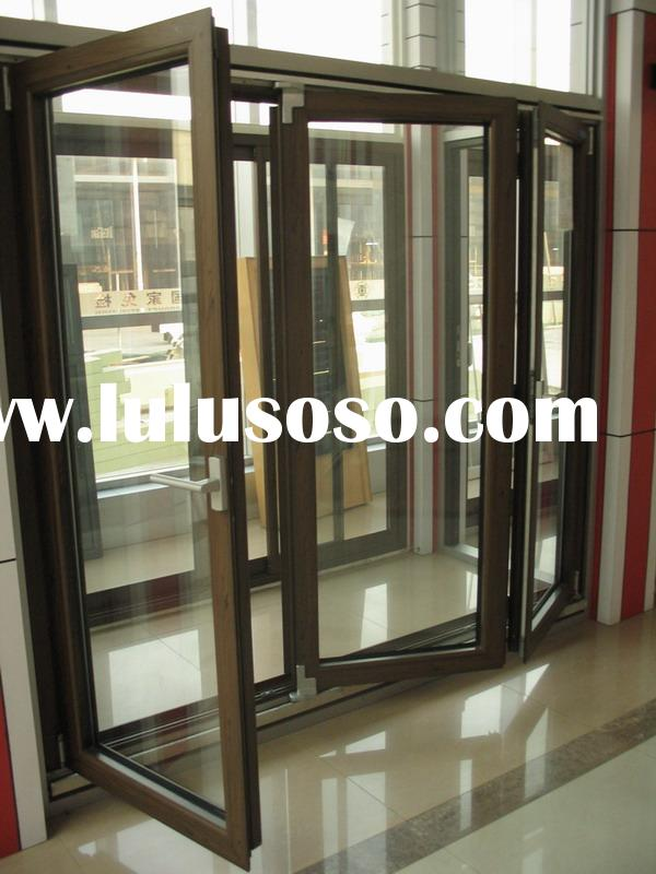 Aluminum extrusion profile (Folding Door)