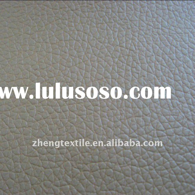 Antique pvc leather for furniture