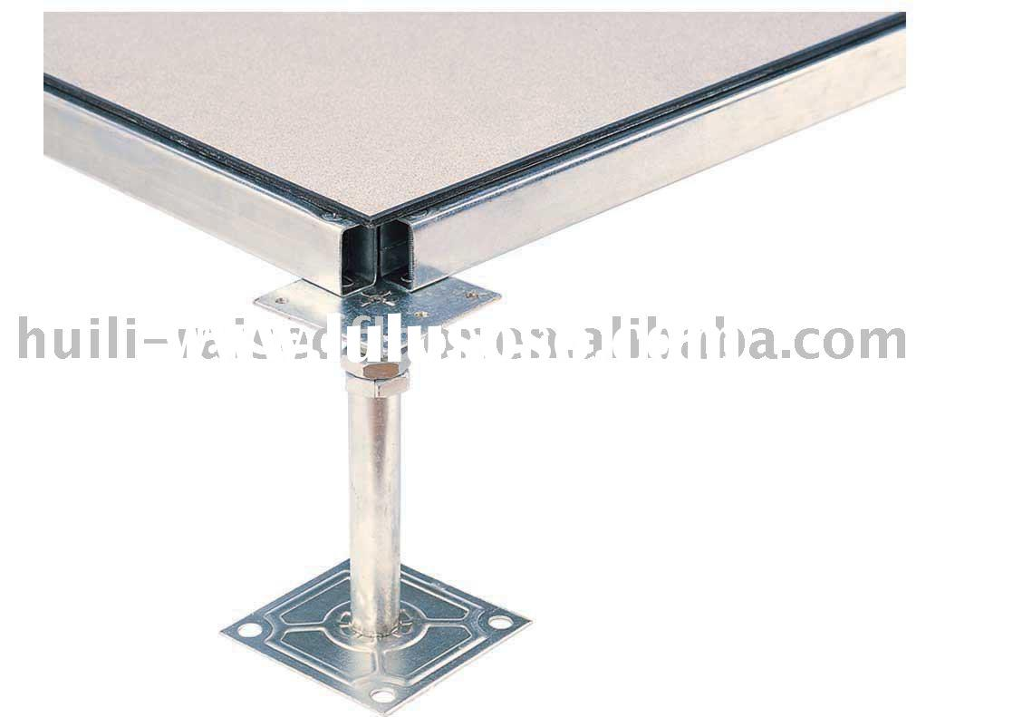 Antistatic raised floor antistatic raised floor for Floor y raise
