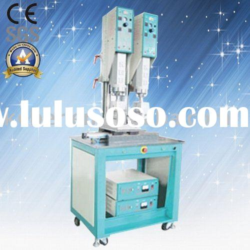 Auto accessories ultrasonic plastic welding machine