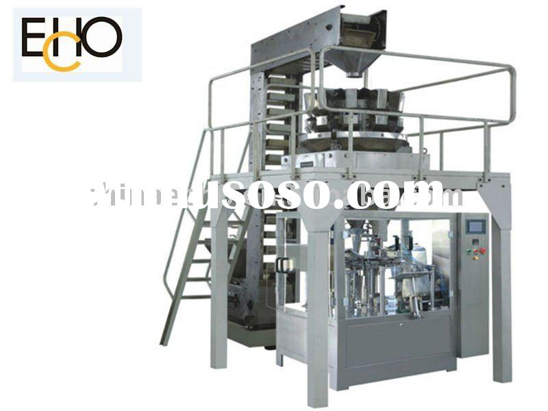 Automatic Counting Filling and Sealing Packaging Machine