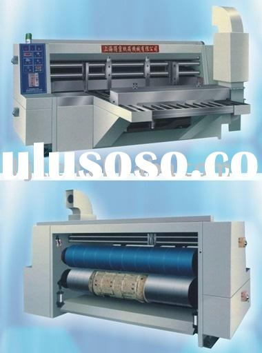 Automatic Rotary Die Cutting Machine For Carton Box