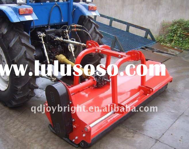 BUSH CUTTER for tractor,swing metal blade,Manganese steel alloy blade,PTO shaft,Side Hydraulic Shift