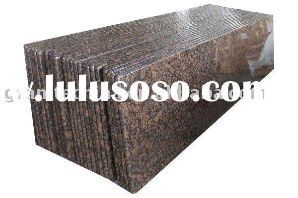 Baltic Brown Bullnose Granite