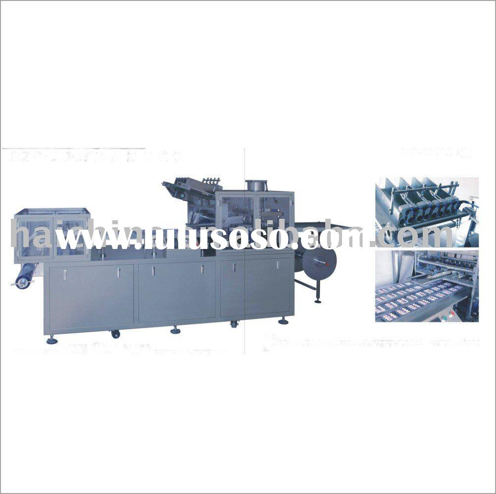 Batteries Packaging Machine (Blister Packing Machine)