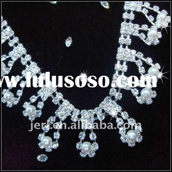 Beautiful Fashion Pearl Chains for Wedding Dress Accessories