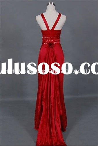 Brand New Red Long Formal Mother of the Bride Gown,Mother of Bride Dress,MD018