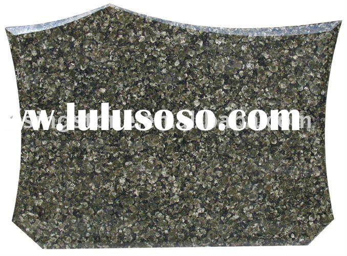 Butterfly Green Granite Tombstones / Green Granite Monuments/Granite Gravestones/Granite Headstones/