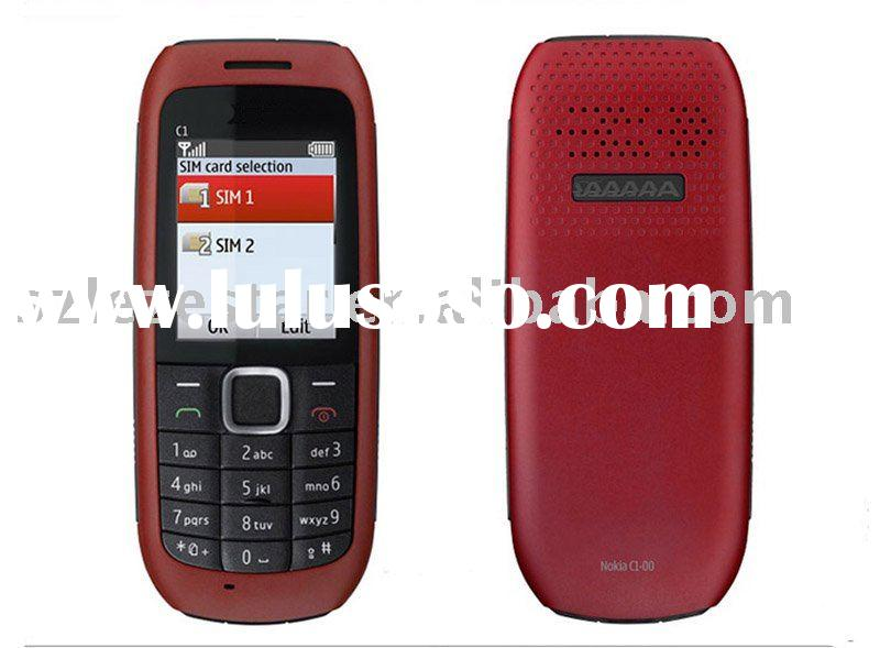 C1 dual sim standby, cheap mobile phone
