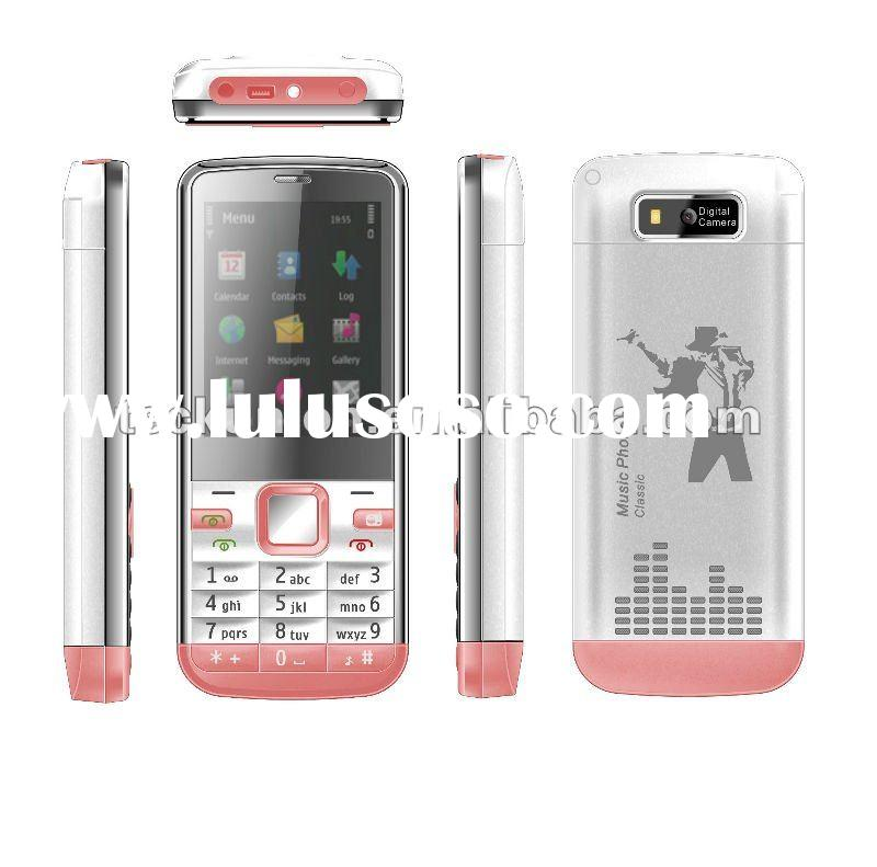 C5-03 Quad band Dual SIM card and Dual standby TV music phone