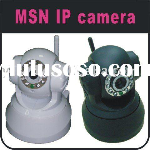 CCTV wired/wireless PTZ Network/IP Camera