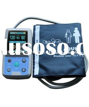 CE approved Ambulatory Blood Pressure+Oximeter Monitor For Medical Care