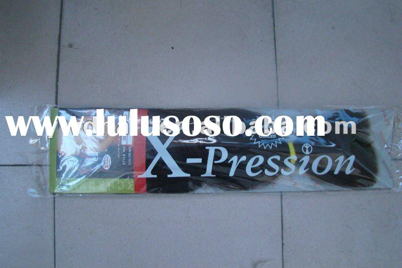 Expression Hair Fibre X-expression Hair