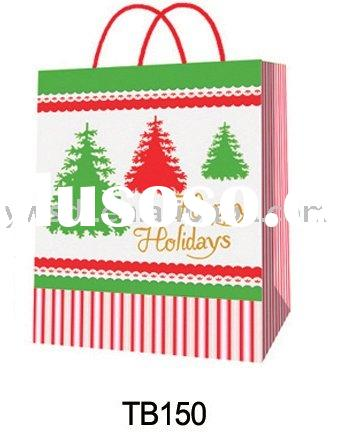 CHRISTMAS GIFT BAGS PAPER IN PACKAGING AND PRINTING