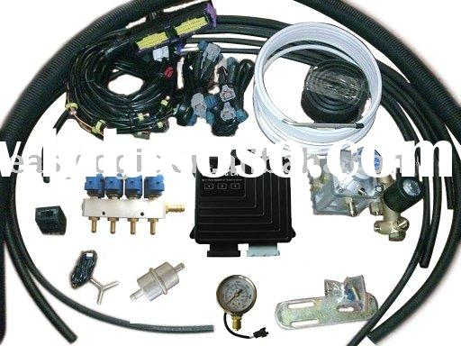 CNG conversion kits (Advanced Multipoint-Sequential System ) for 3/4/6/8 cylinders car