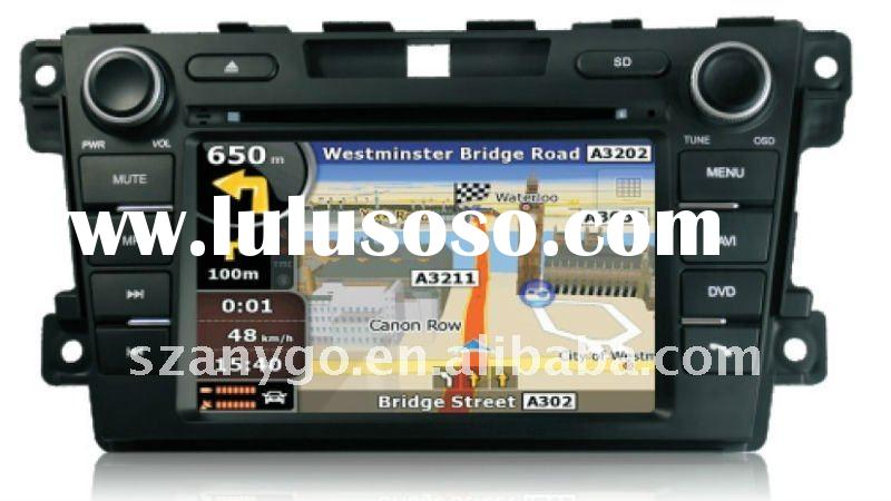 Car DVD GPS navigation Audio & Video System for Mazda CX7