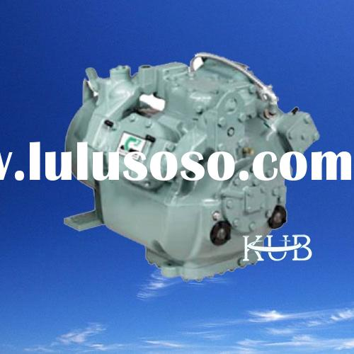 Carrier semi-hermetic refrigeration piston compressor