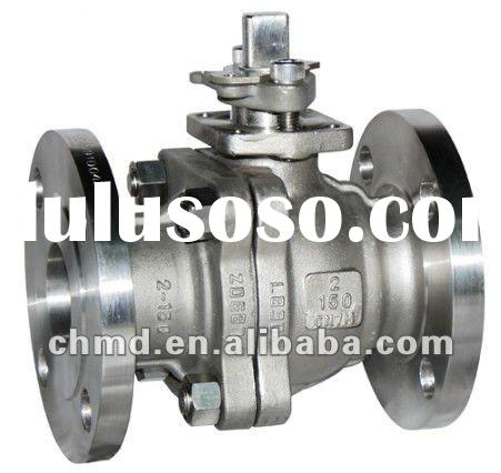 Cast Steel Reducing Bore RB Ball Valve