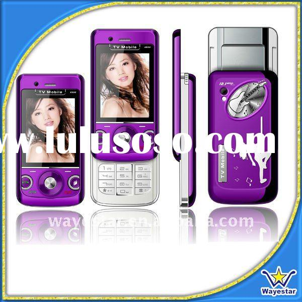 Colorful Cute Mobile Phone with TV