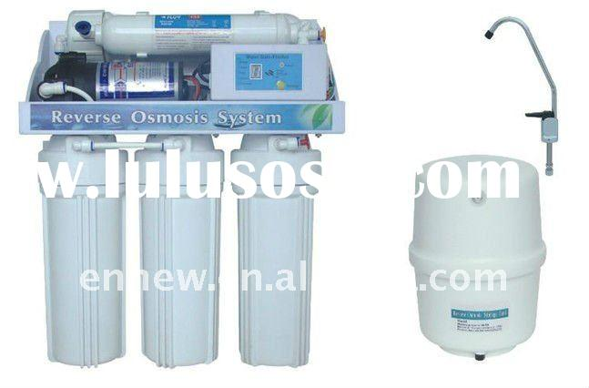 Commercial Reverse Osmosis Water Purification Treatment System,5 stage RO