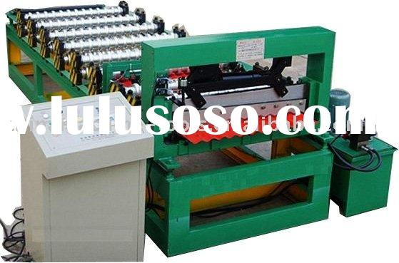 Corrugated Roofing Sheet Making Machine(corrugated roof sheet roll forming machine)