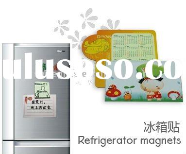 Customized Promotional Advertising Paper Fridge Magnet