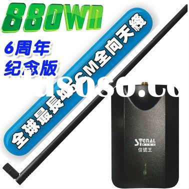DHL Signalking 880WN High Power Wireless Wifi Usb Wifi Adapter Latest 2011 Model 2000mW + 38dbi Omni