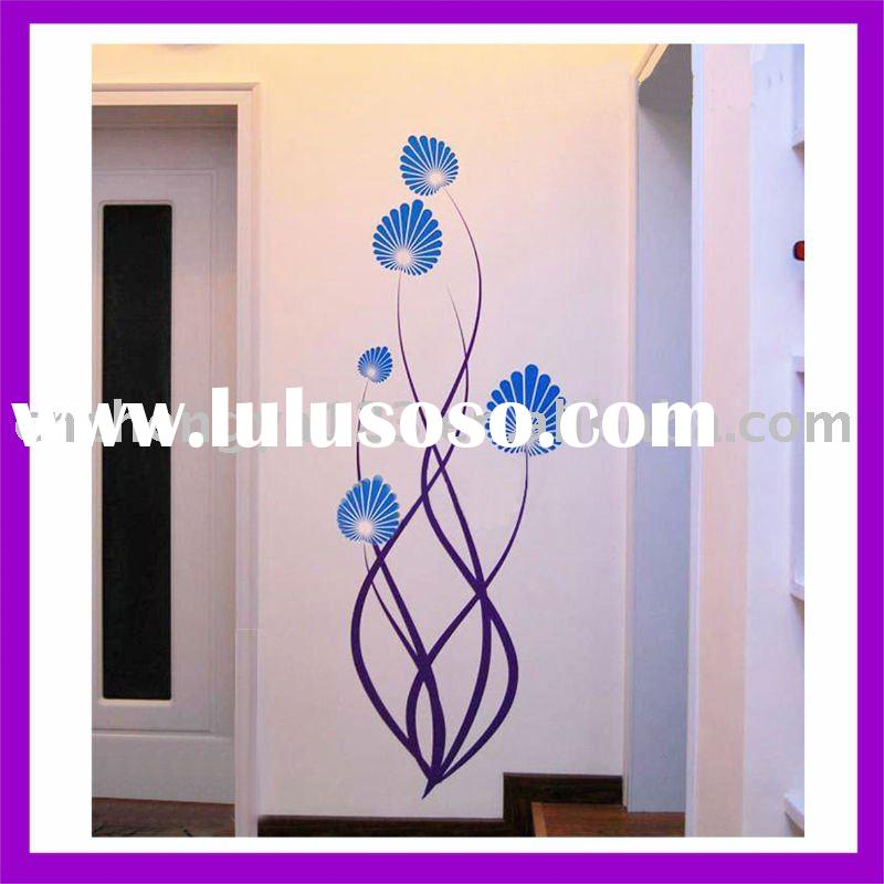 DIY fashion removable home sticker/wall decal 415