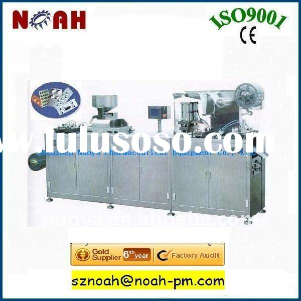 DPB250 Automatic Blister Packing Machine For Food